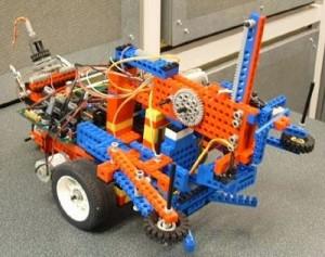 Lego Robot Champions