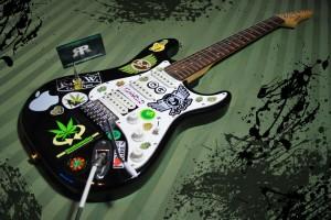 RR Electric Guitar