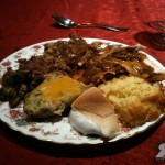 T-Day Plate @ K. Estate