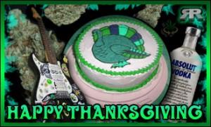 Happy/Hempy Thanksgiving!