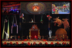 Shrine Circus Gatti