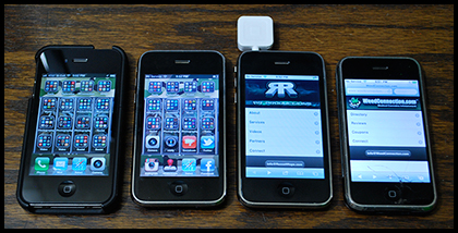 GiPhone x 4
