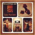 Bday Dinner @ Saddle Peak Lodge
