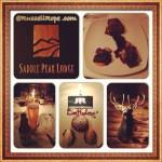 Bday Dinner @ Saddle Peak Lodge
