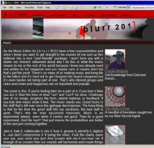 Blurr201 Digital Magazine