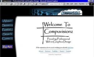 Compuvisionz Website