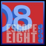 Escape Eight 3D Animated Logo