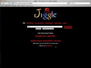 #Jiggle a #Google #MirrorHack = #DigitalArt