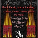 @MidniteTheory #Show @TheViperRoom #Flyer