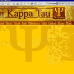 PKT Psi Chapter Website