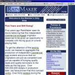Rainmaker Website
