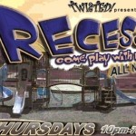 #Recess #Club #Party @RussellRope