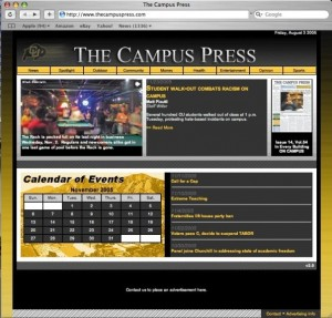 The Campus Press