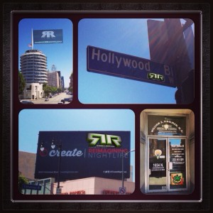 #Hollywood & #Cahuenga