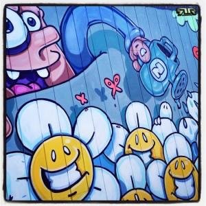 #Rndm(LA) #StreetArt