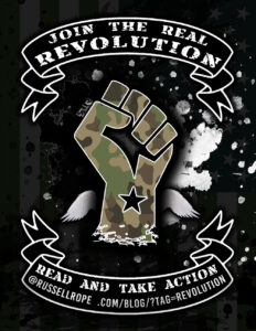 #REAL #ReVoLuTiON @RussellRope
