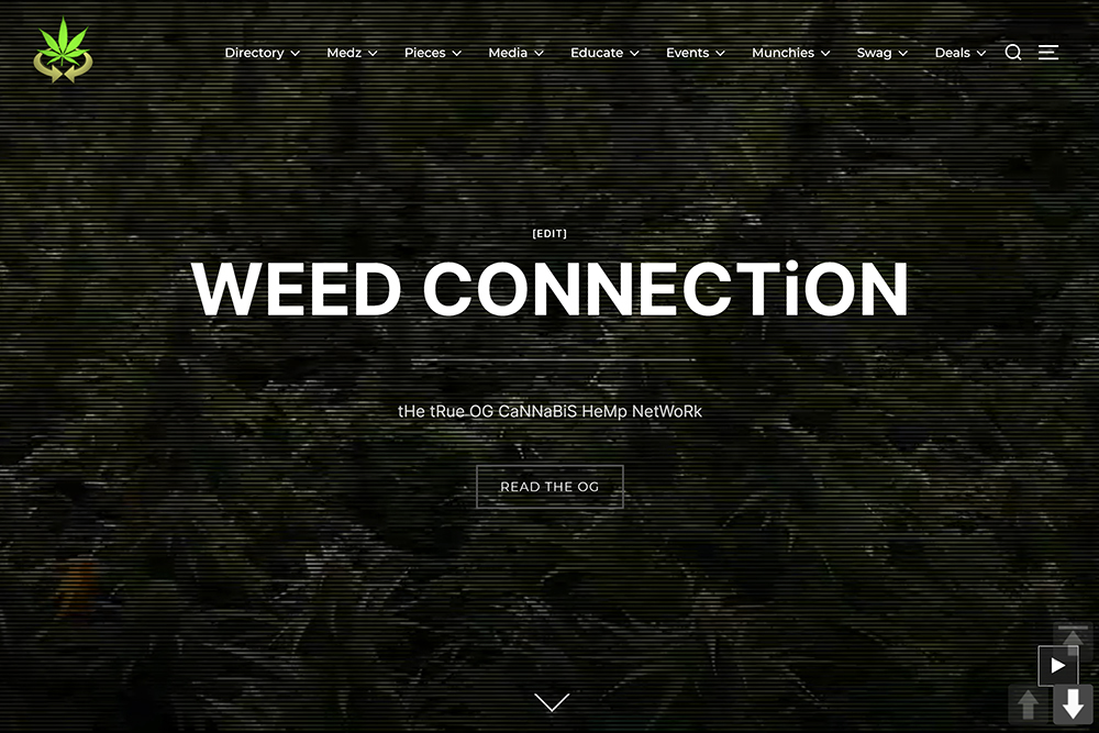 #WeedConnection @RussellRope