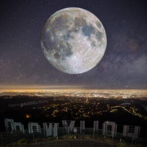 #Moon @RussellRope