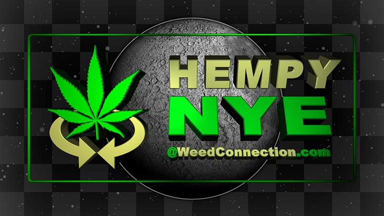 #Hempy #NYE @WeedConnection
