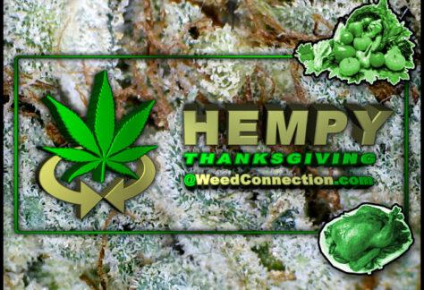 #HeMPY #DaNkSGiViNG @WeedConnection