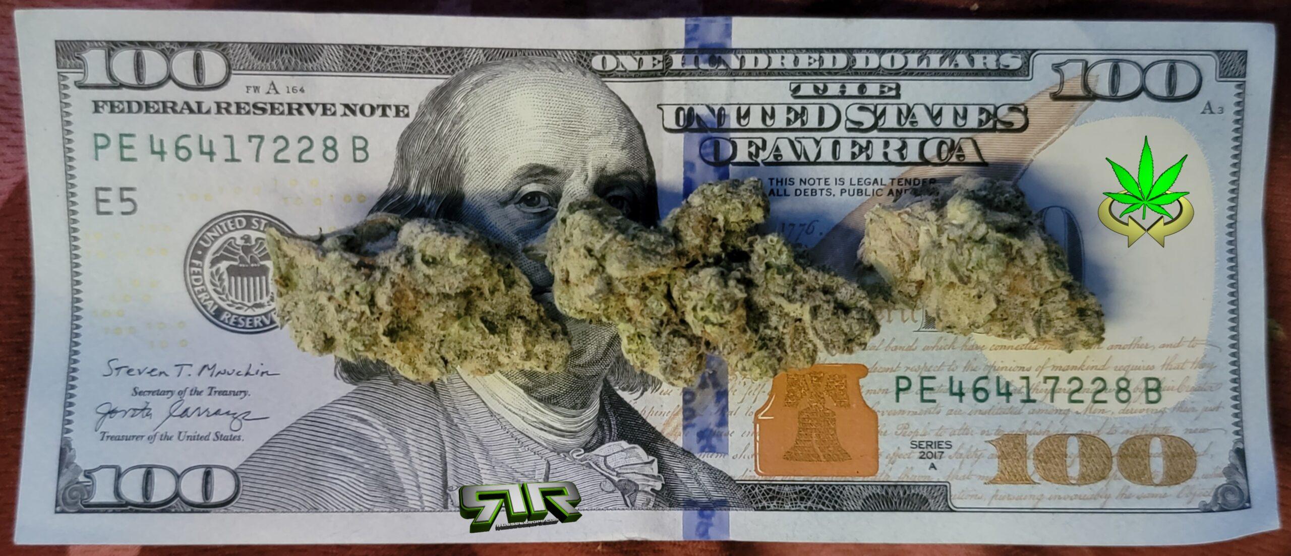 #Money @WeedConnection