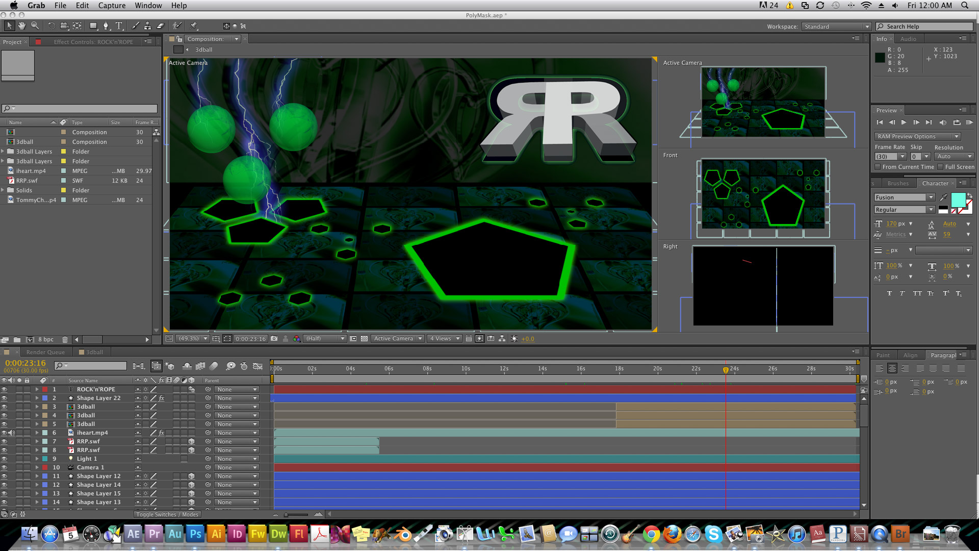 #MotionGraphics @RussellRope